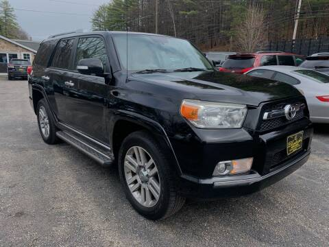 2010 Toyota 4Runner for sale at Bladecki Auto in Belmont NH