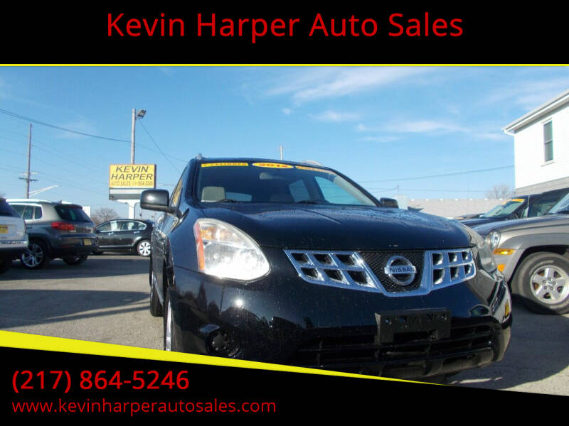 2012 Nissan Rogue for sale at Kevin Harper Auto Sales in Mount Zion IL