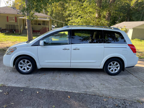 2009 Nissan Quest for sale at Bo Bowlin Automotive in Loganville GA