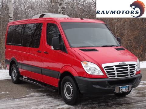 2013 Freightliner Sprinter Passenger for sale at RAVMOTORS in Burnsville MN