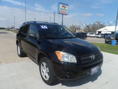 2010 Toyota RAV4 for sale at America Auto Inc in South Sioux City NE