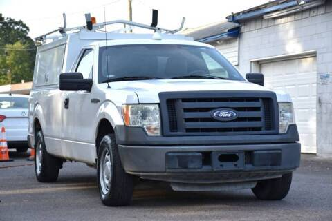 2010 Ford F-150 for sale at Wheel Deal Auto Sales LLC in Norfolk VA