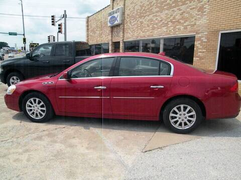 2010 Buick Lucerne for sale at Kingdom Auto Centers in Litchfield IL