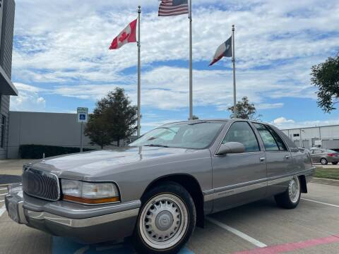1995 Buick Roadmaster for sale at TWIN CITY MOTORS in Houston TX