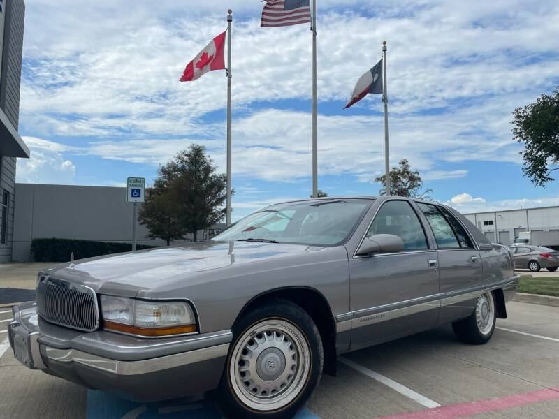 1995 Buick Roadmaster for sale in Houston, TX