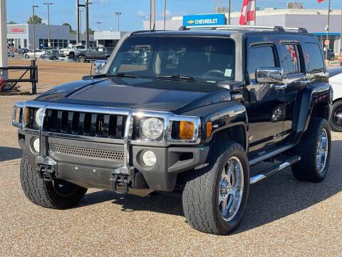 2007 HUMMER H3 for sale at AutoMax of Memphis - V Brothers in Memphis TN