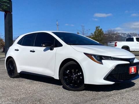 2021 Toyota Corolla Hatchback for sale at The Other Guys Auto Sales in Island City OR