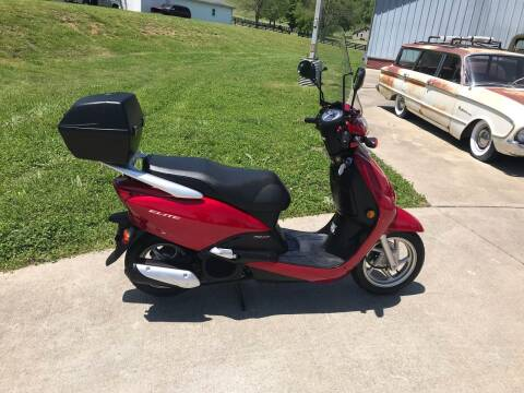 2010 Honda NHX110 for sale at HIGHWAY 12 MOTORSPORTS in Nashville TN