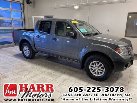 2016 Nissan Frontier for sale at Harr's Redfield Ford in Redfield SD