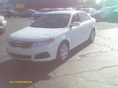 2010 Kia Optima for sale at Flag Motors in Columbus OH