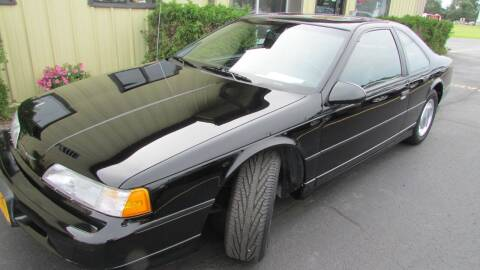 1990 Ford Thunderbird for sale at Toybox Rides in Black River Falls WI