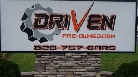 2012 Land Rover Range Rover Evoque for sale at Driven Pre-Owned in Lenoir NC