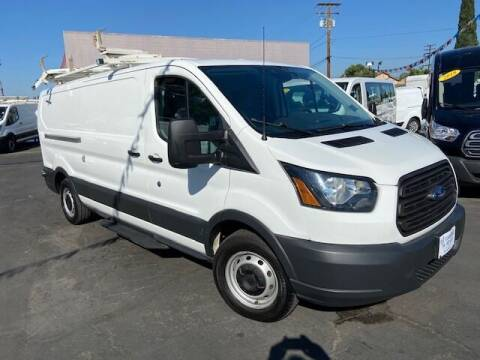 2016 Ford Transit Cargo for sale at Auto Wholesale Company in Santa Ana CA