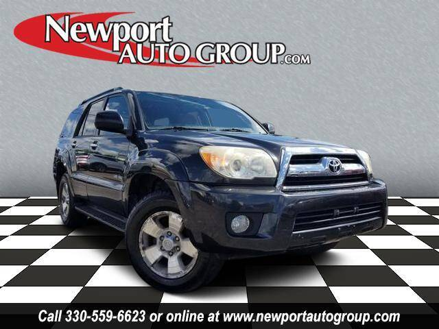 2008 Toyota 4Runner for sale at Newport Auto Group in Austintown OH