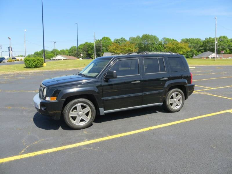 2007 Jeep Patriot for sale at Freedom Automotive Sales in Union SC