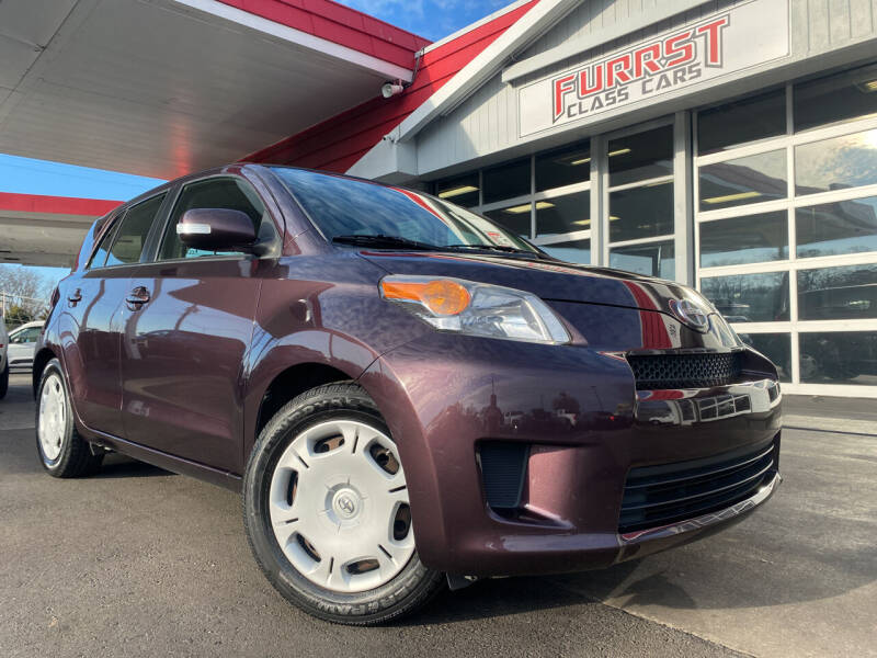 2013 Scion xD for sale at Furrst Class Cars LLC in Charlotte NC