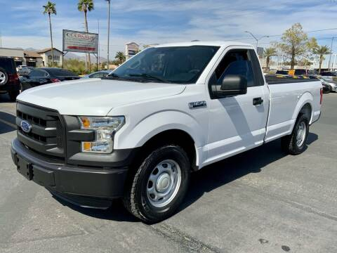2016 Ford F-150 for sale at Charlie Cheap Car in Las Vegas NV