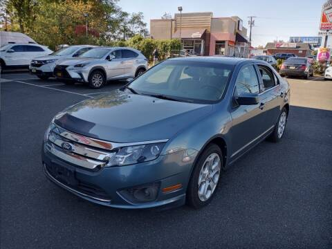 2011 Ford Fusion for sale at MAGIC AUTO SALES in Little Ferry NJ