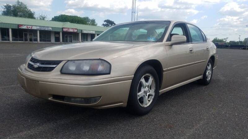 2005 Chevrolet Impala for sale at Wrightstown Auto Sales LLC in Wrightstown NJ