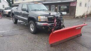 2003 GMC Sierra 2500HD for sale at Motor House in Alden NY
