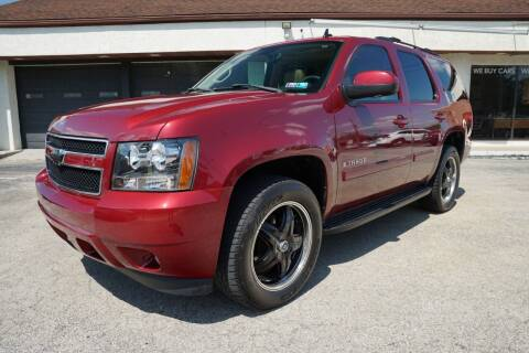 2007 Chevrolet Tahoe for sale at PA Motorcars in Conshohocken PA