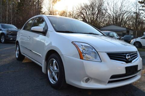 2010 Nissan Sentra for sale at Victory Auto Sales in Randleman NC