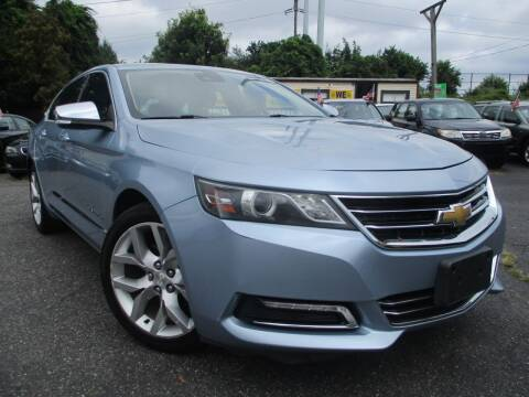 2014 Chevrolet Impala for sale at Unlimited Auto Sales Inc. in Mount Sinai NY