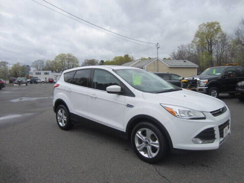 2015 Ford Escape for sale at Auto Choice of Middleton in Middleton MA