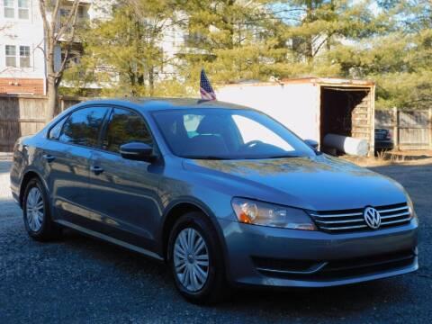 2014 Volkswagen Passat for sale at Prize Auto in Alexandria VA