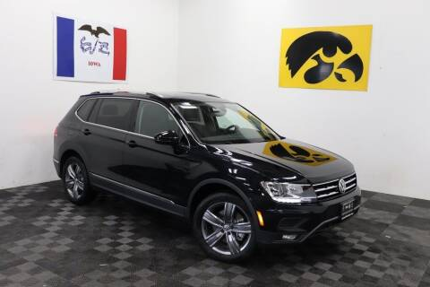 2021 Volkswagen Tiguan for sale at Carousel Auto Group in Iowa City IA