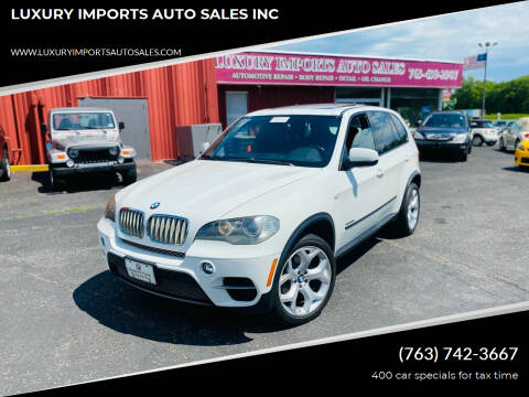 2011 BMW X5 for sale at LUXURY IMPORTS AUTO SALES INC in North Branch MN