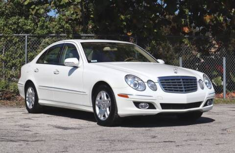 2007 Mercedes-Benz E-Class for sale at No 1 Auto Sales in Hollywood FL