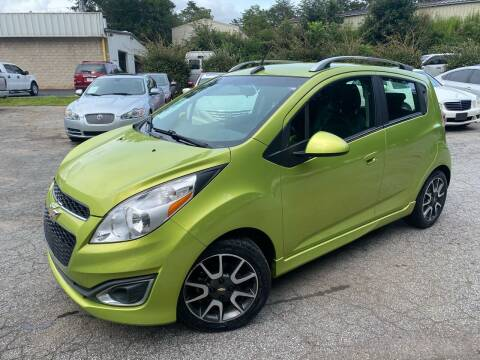 2013 Chevrolet Spark for sale at Car Online in Roswell GA