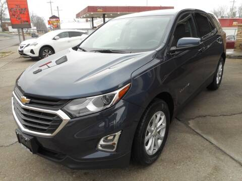 2018 Chevrolet Equinox for sale at River City Auto Center LLC in Chester IL
