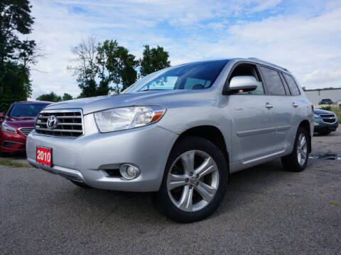 2010 Toyota Highlander for sale at AutoCredit SuperStore in Lowell MA