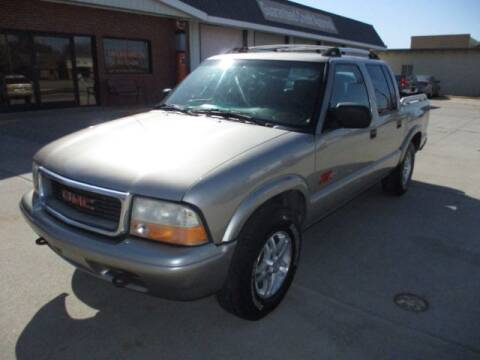 2002 GMC Sonoma for sale at Eden's Auto Sales in Valley Center KS