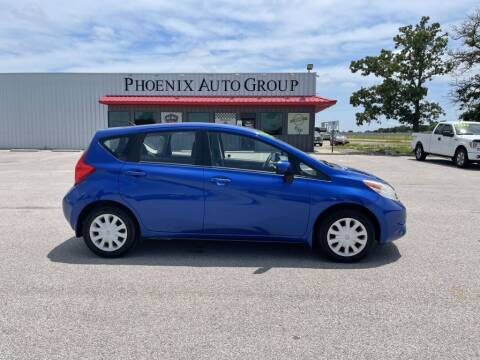 2014 Nissan Versa Note for sale at PHOENIX AUTO GROUP in Belton TX