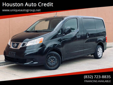 2015 Nissan NV200 for sale at Houston Auto Credit in Houston TX
