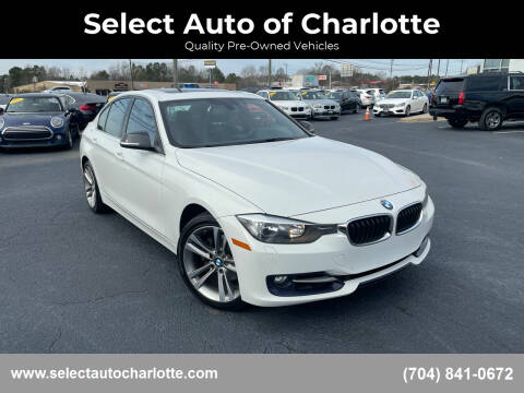 2015 BMW 3 Series for sale at Select Auto of Charlotte in Matthews NC