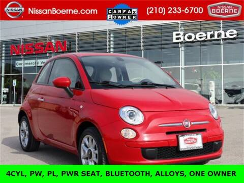 2017 FIAT 500 for sale at Nissan of Boerne in Boerne TX