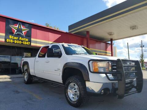 2009 GMC Sierra 2500HD for sale at Star Auto Inc. in Murfreesboro TN