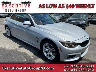 2015 BMW 4 Series for sale at Executive Auto Group in Irvington NJ