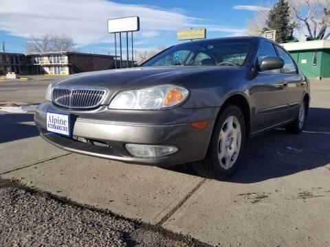 2001 Infiniti I30 for sale at Alpine Motors LLC in Laramie WY