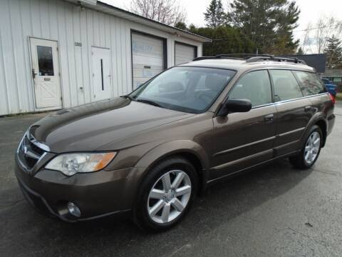 2008 Subaru Outback for sale at NORTHLAND AUTO SALES in Dale WI