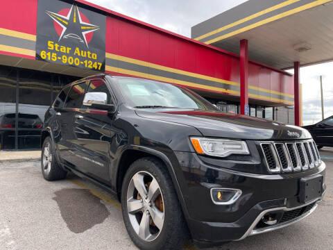 2015 Jeep Grand Cherokee for sale at Star Auto Inc. in Murfreesboro TN