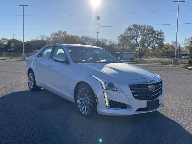 2015 Cadillac CTS for sale at Betten Baker Preowned Center in Twin Lake MI