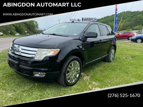 2009 Ford Edge for sale at ABINGDON AUTOMART LLC in Abingdon VA