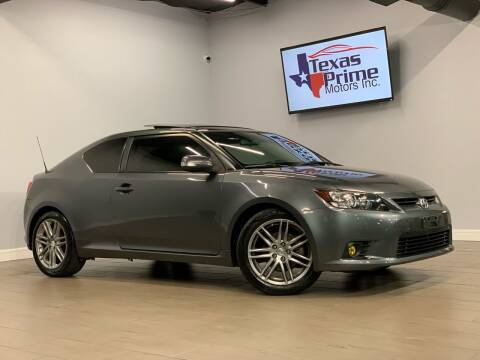 2013 Scion tC for sale at Texas Prime Motors in Houston TX