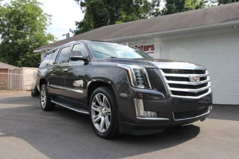2015 Cadillac Escalade ESV for sale at Oak City Motors in Garner NC