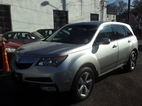 2012 Acura MDX for sale at Pinnacle Automotive Group in Roselle NJ